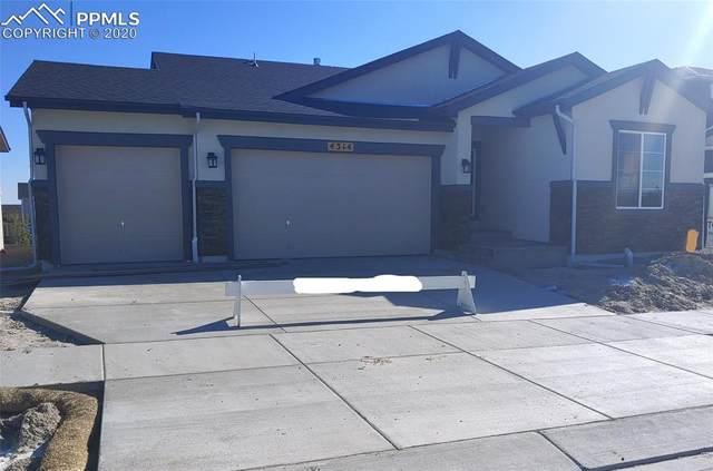 4314 Hanging Lake Circle, Colorado Springs, CO 80924 (#9652366) :: 8z Real Estate
