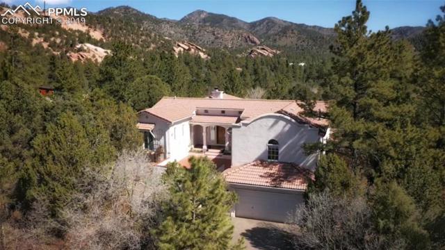 11170 Calle Corvo, Colorado Springs, CO 80926 (#9747747) :: Action Team Realty