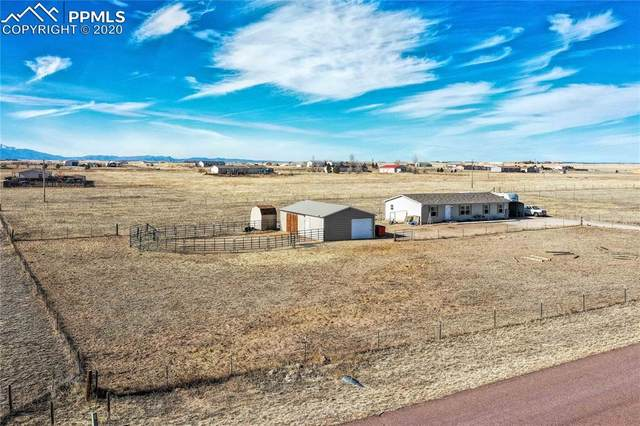 1134 Buffalo Run Road, Calhan, CO 80808 (#9758151) :: Tommy Daly Home Team