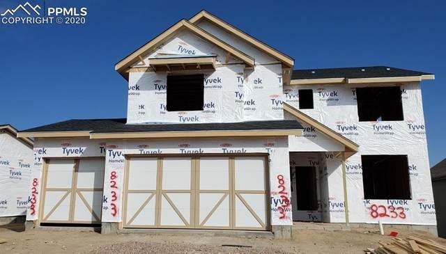 8233 Wheatland Drive, Colorado Springs, CO 80908 (#9768113) :: Finch & Gable Real Estate Co.