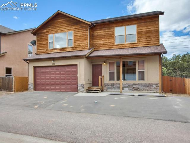 709 Valley View Drive, Woodland Park, CO 80863 (#9770777) :: Perfect Properties powered by HomeTrackR