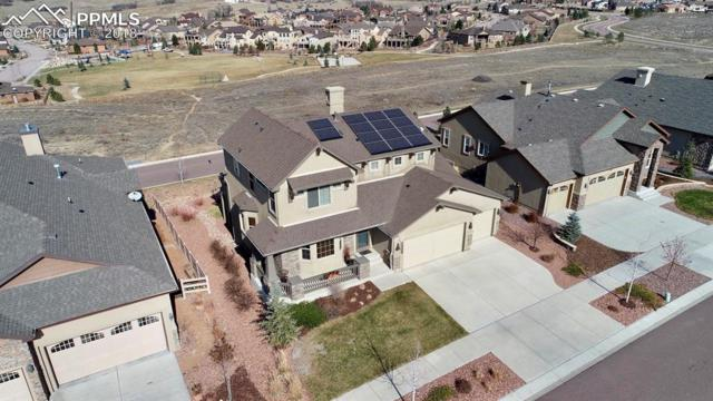 1528 Yellow Tail Drive, Colorado Springs, CO 80921 (#9799071) :: The Hunstiger Team