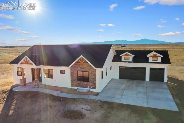 19510 Good Life View, Calhan, CO 80808 (#9839163) :: HomeSmart