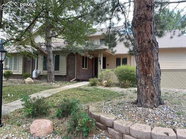 141 Miramar Drive, Colorado Springs, CO 80906 (#9896936) :: The Daniels Team