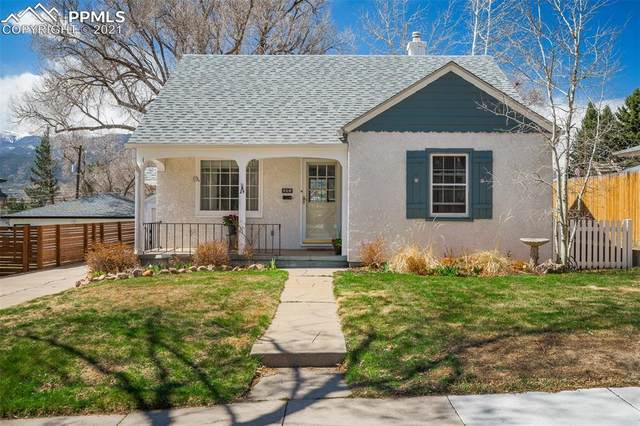 24 N Sheridan Avenue, Colorado Springs, CO 80909 (#9941781) :: The Cutting Edge, Realtors