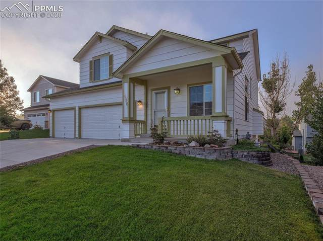 438 Talus Road, Monument, CO 80132 (#9976391) :: 8z Real Estate