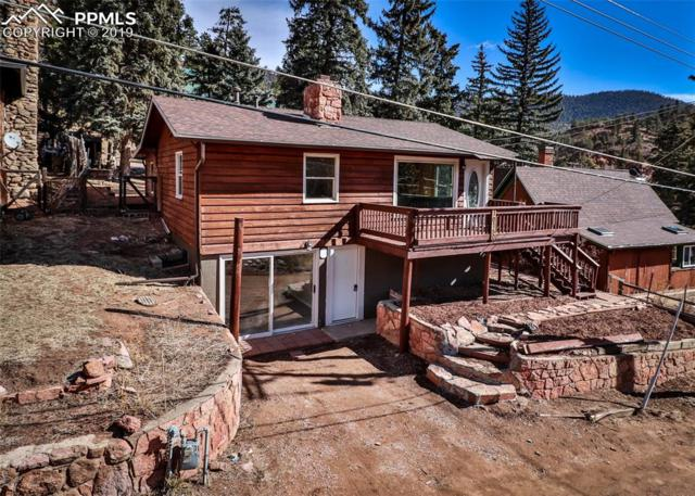 10750 Olathe Street, Green Mountain Falls, CO 80819 (#1059821) :: The Treasure Davis Team