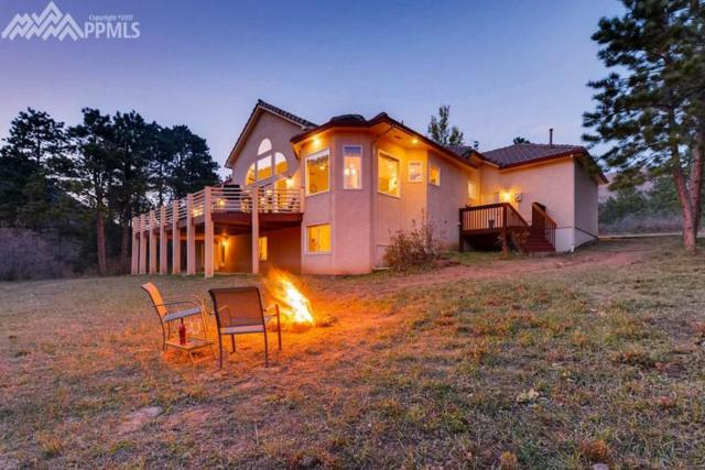 4220 Outpost Road, Cascade, CO 80809 (#1094129) :: The Treasure Davis Team