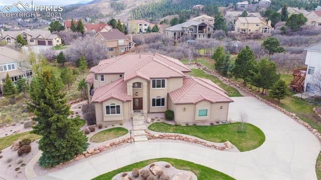 3015 Richfield Drive, Colorado Springs, CO 80919 (#1272567) :: The Kibler Group