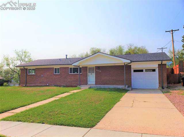 1001 Parkview Boulevard, Colorado Springs, CO 80905 (#1278983) :: Tommy Daly Home Team
