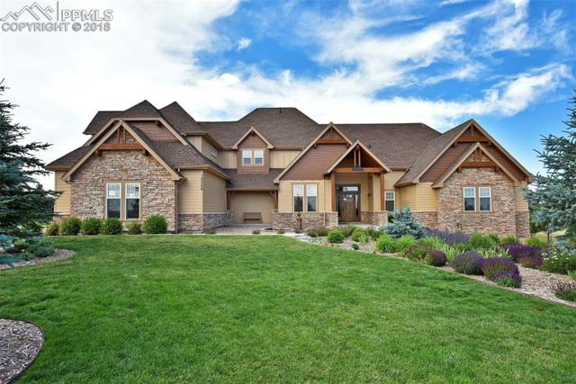 10326 Red Cloud Trail, Elbert, CO 80106 (#1431653) :: Venterra Real Estate LLC