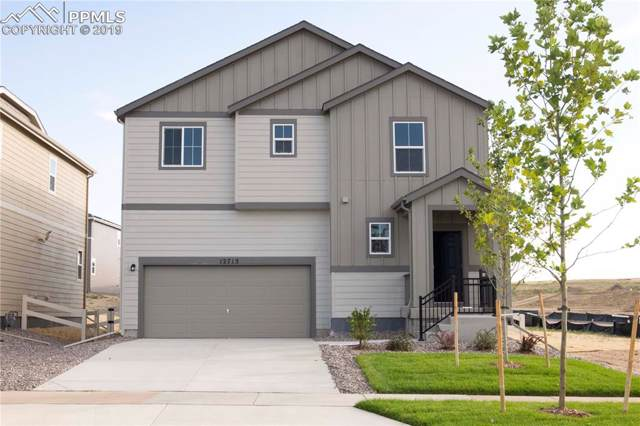 12715 S Red Rosa Circle, Parker, CO 80134 (#1591313) :: The Peak Properties Group