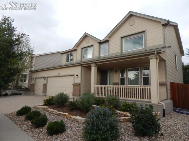 4736 Bridle Pass Drive, Colorado Springs, CO 80923 (#1735083) :: The Hunstiger Team