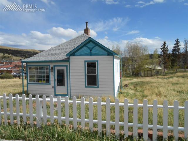 106 E Eaton Avenue, Cripple Creek, CO 80813 (#1945994) :: 8z Real Estate