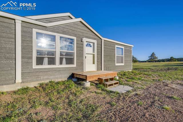 287 Calle De La Nieva, Florissant, CO 80816 (#2151866) :: The Treasure Davis Team