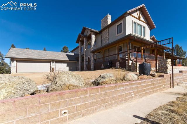 4687a W Highway 24 Highway, Florissant, CO 80816 (#2168325) :: Compass Colorado Realty