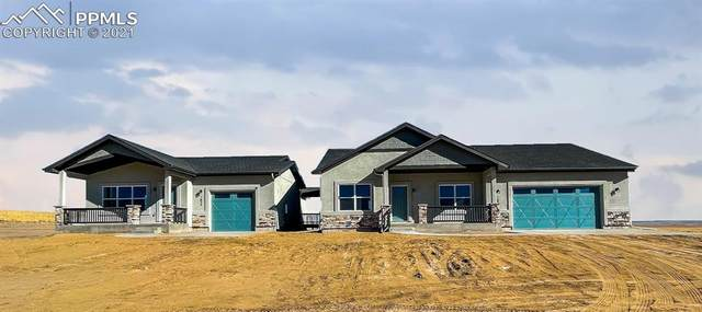 7831 Buckskin Ranch View, Peyton, CO 80831 (#2277591) :: The Scott Futa Home Team