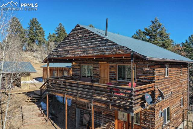 314 Shavano Creek Trail, Florissant, CO 80816 (#2310699) :: Jason Daniels & Associates at RE/MAX Millennium