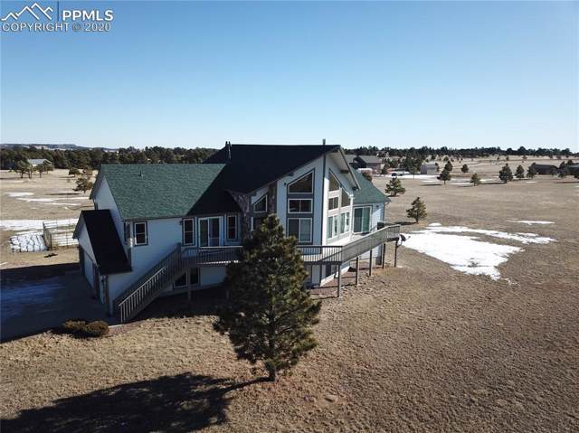 18165 Pinon Park Road, Peyton, CO 80831 (#2411071) :: Jason Daniels & Associates at RE/MAX Millennium