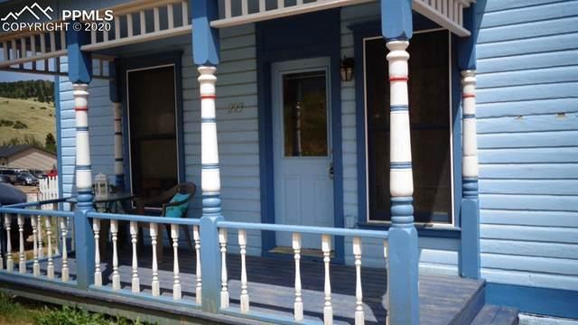 223 Porphyry Street, Cripple Creek, CO 80813 (#2582446) :: 8z Real Estate