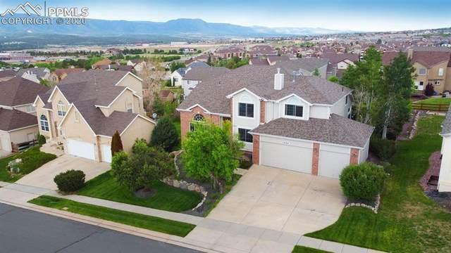 1248 Castle Hills Place, Colorado Springs, CO 80921 (#2676129) :: The Treasure Davis Team