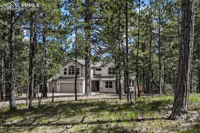 9625 Hardin Road, Colorado Springs, CO 80908 (#2696525) :: Action Team Realty
