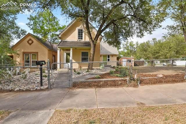 750 E Cimarron Street, Colorado Springs, CO 80903 (#2756358) :: The Treasure Davis Team   eXp Realty