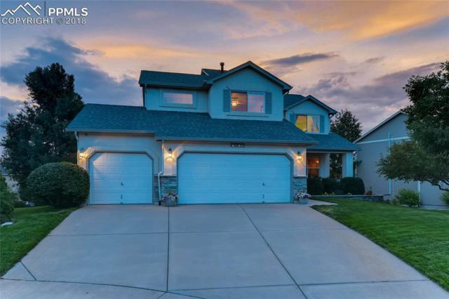 2850 Bethune Court, Colorado Springs, CO 80920 (#2880879) :: The Treasure Davis Team