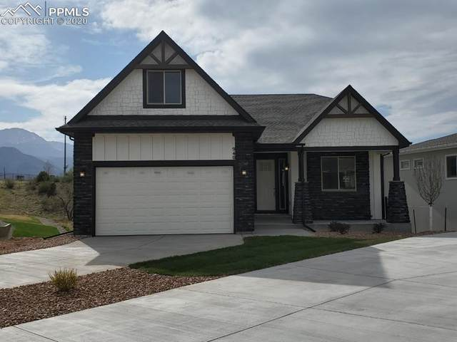 940 Uintah Bluffs Place, Colorado Springs, CO 80904 (#2906076) :: CC Signature Group