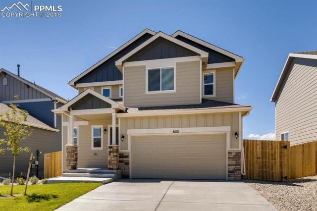 6110 Jorie Road, Colorado Springs, CO 80927 (#3111650) :: The Kibler Group