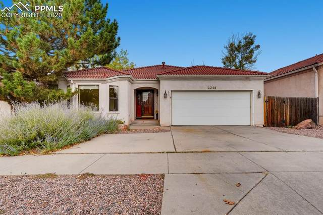 3348 Templeton Gap Road, Colorado Springs, CO 80907 (#3503483) :: The Dixon Group