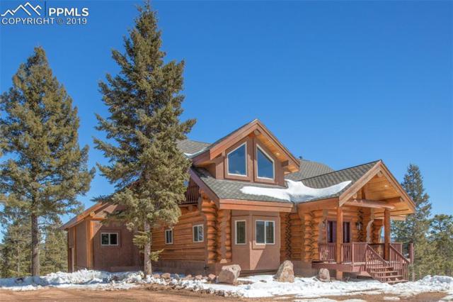 2050 County 782 Road, Woodland Park, CO 80863 (#3505922) :: Colorado Home Finder Realty