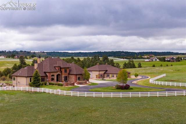9415 Arabian Run, Franktown, CO 80116 (#3673327) :: CC Signature Group