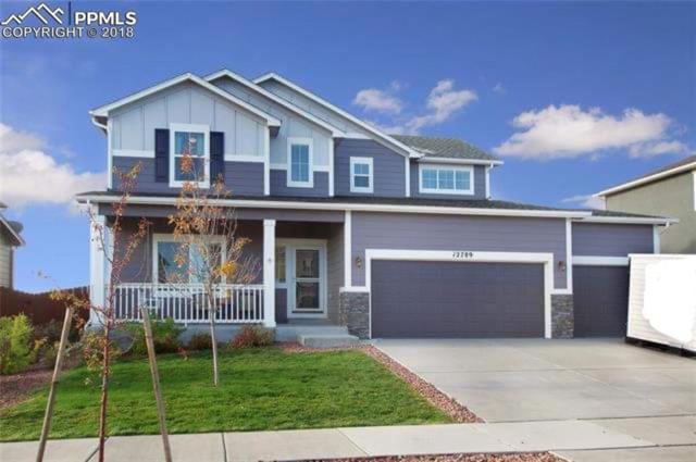 12789 Sunlight Peak Place, Peyton, CO 80831 (#3811301) :: Fisk Team, RE/MAX Properties, Inc.