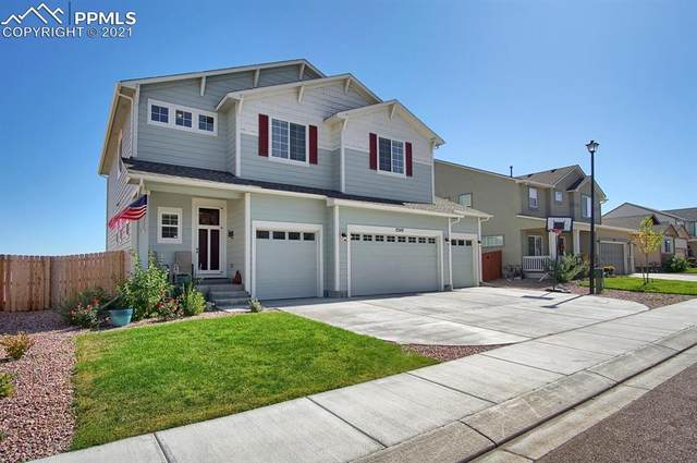 7247 Dutch Loop, Colorado Springs, CO 80925 (#3818945) :: Finch & Gable Real Estate Co.