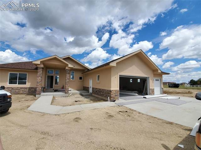13725 Irish Hunter Trail, Elbert, CO 80106 (#4156266) :: Tommy Daly Home Team