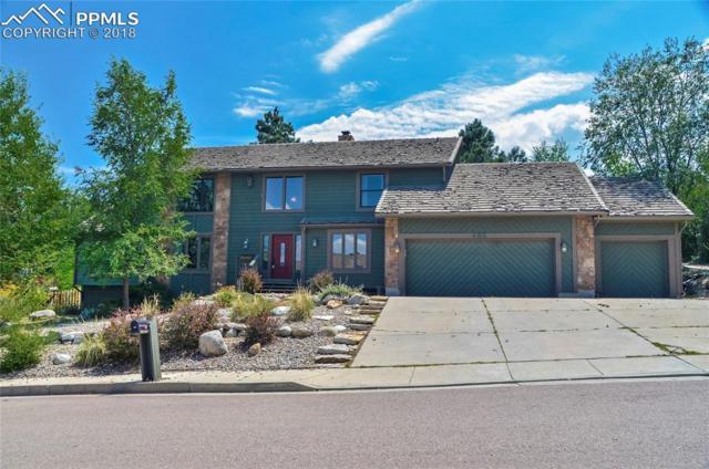 485 Brandywine Drive, Colorado Springs, CO 80906 (#4182987) :: The Treasure Davis Team