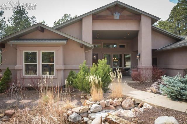 11575 Milford Road, Black Forest, CO 80106 (#4461087) :: Harling Real Estate