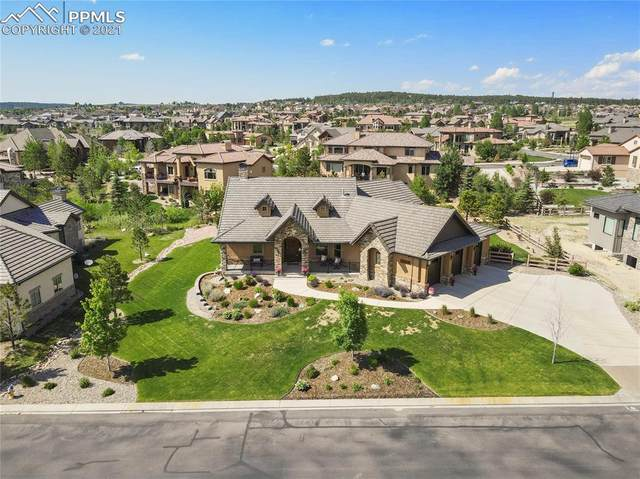 2242 Coyote Crest View, Colorado Springs, CO 80921 (#4554263) :: Action Team Realty