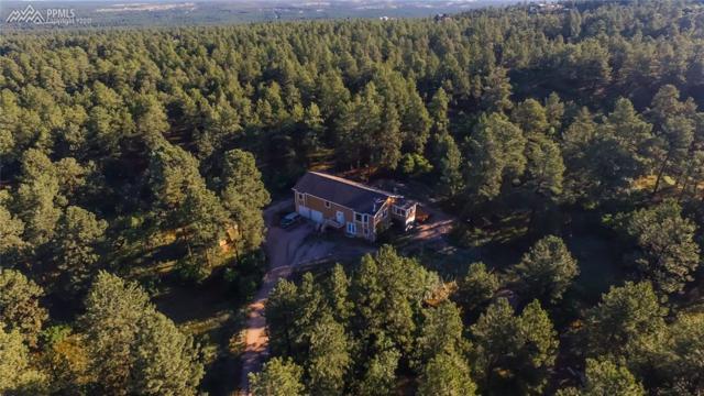 5290 Old Ranch Road, Colorado Springs, CO 80908 (#4608230) :: 8z Real Estate