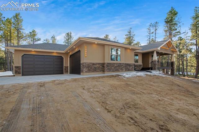 15968 Huckleberry Heights, Colorado Springs, CO 80908 (#4625736) :: Tommy Daly Home Team
