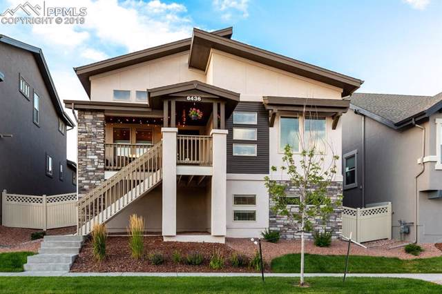 6436 Cubbage Drive, Colorado Springs, CO 80924 (#4634865) :: Tommy Daly Home Team
