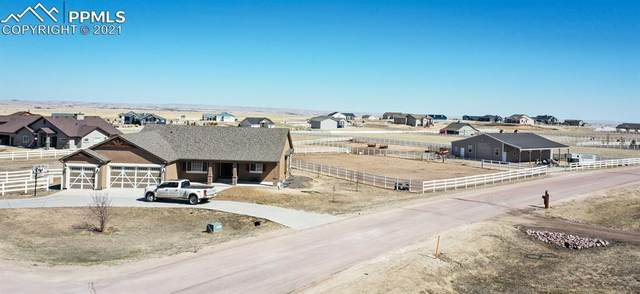 13605 Irish Hunter Trail, Elbert, CO 80106 (#4742526) :: The Gold Medal Team with RE/MAX Properties, Inc
