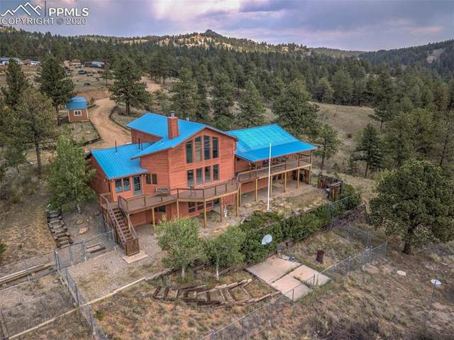 1053 Circle Drive, Florissant, CO 80816 (#4774378) :: Action Team Realty
