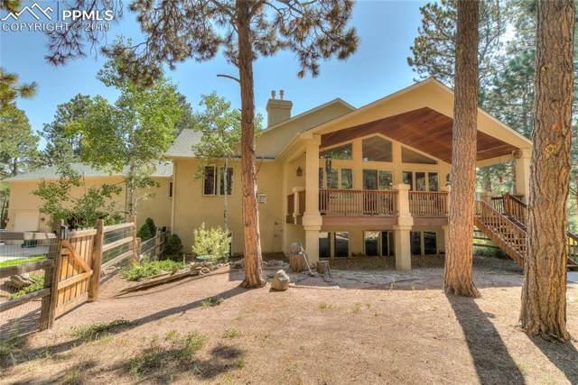 19820 Lockridge Drive, Colorado Springs, CO 80908 (#4905112) :: Jason Daniels & Associates at RE/MAX Millennium