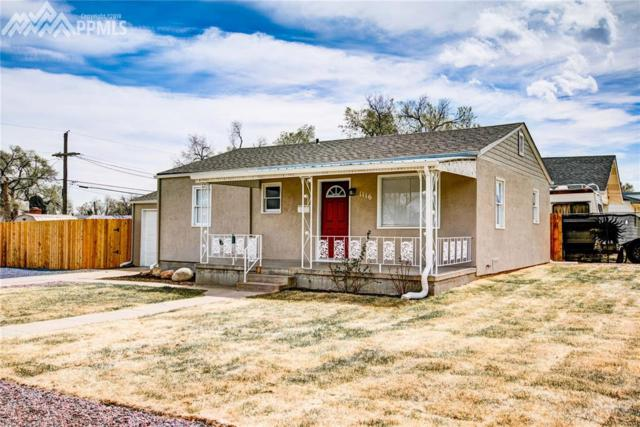 1116 W 27th Street, Pueblo, CO 81003 (#5050669) :: Action Team Realty