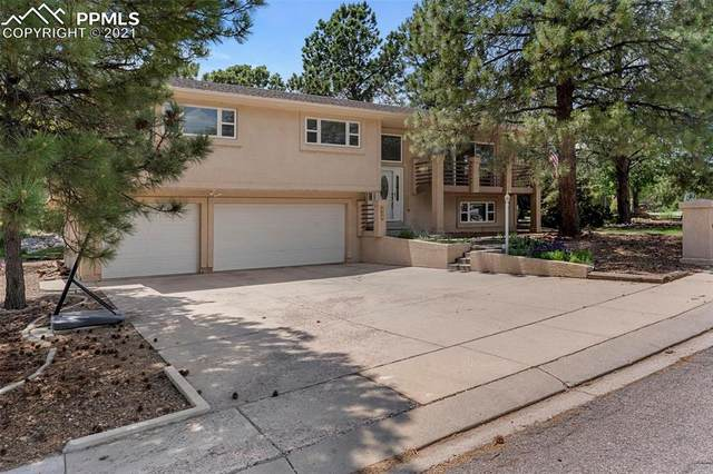 415 Guyout Ridge Court, Colorado Springs, CO 80919 (#5170967) :: Action Team Realty