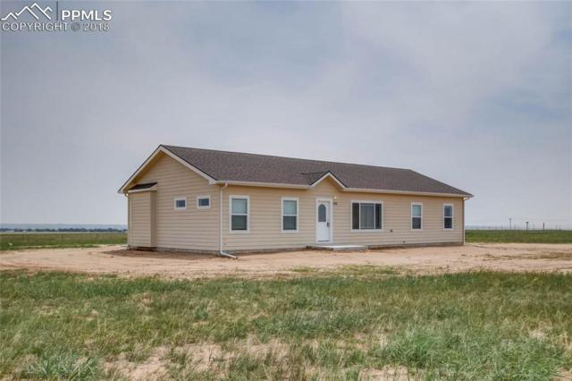 595 Spotted Owl Way, Calhan, CO 80808 (#5223573) :: Action Team Realty