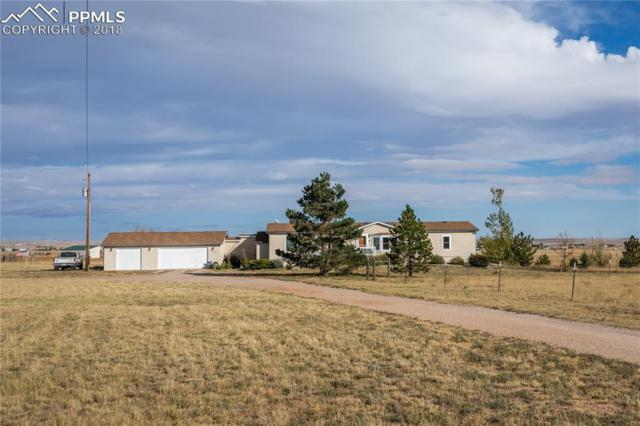 5145 Log Road, Peyton, CO 80831 (#5340574) :: Harling Real Estate