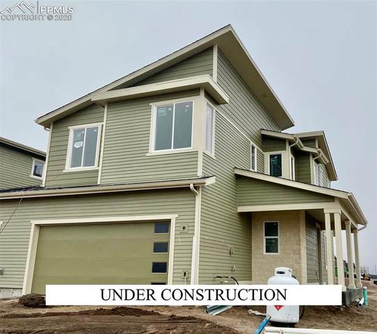 1723 Peak Prairie Lane, Monument, CO 80132 (#5414153) :: Action Team Realty